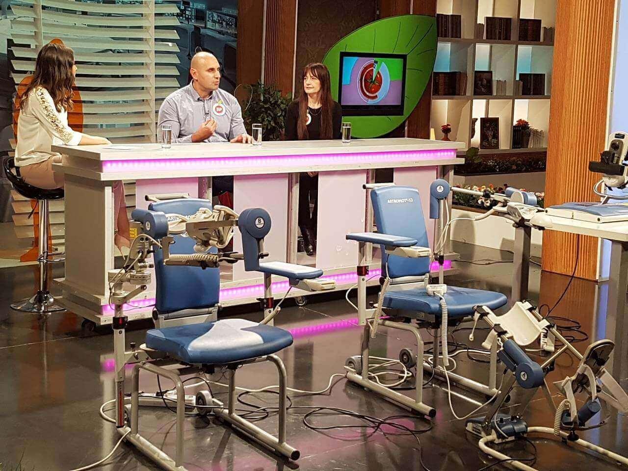 Najsavremeniji način rehabilitacije CPM robotima posle artroskopskih operacija
