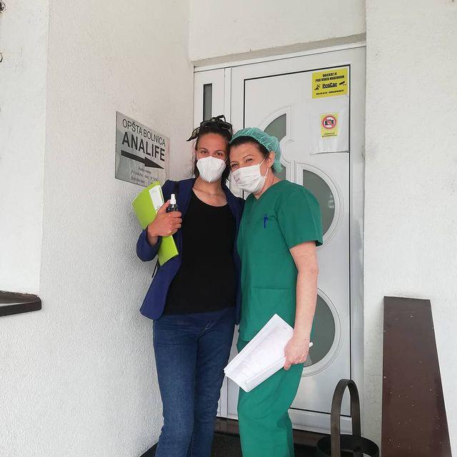 Kontrola trudnoće u #Analife bolnici