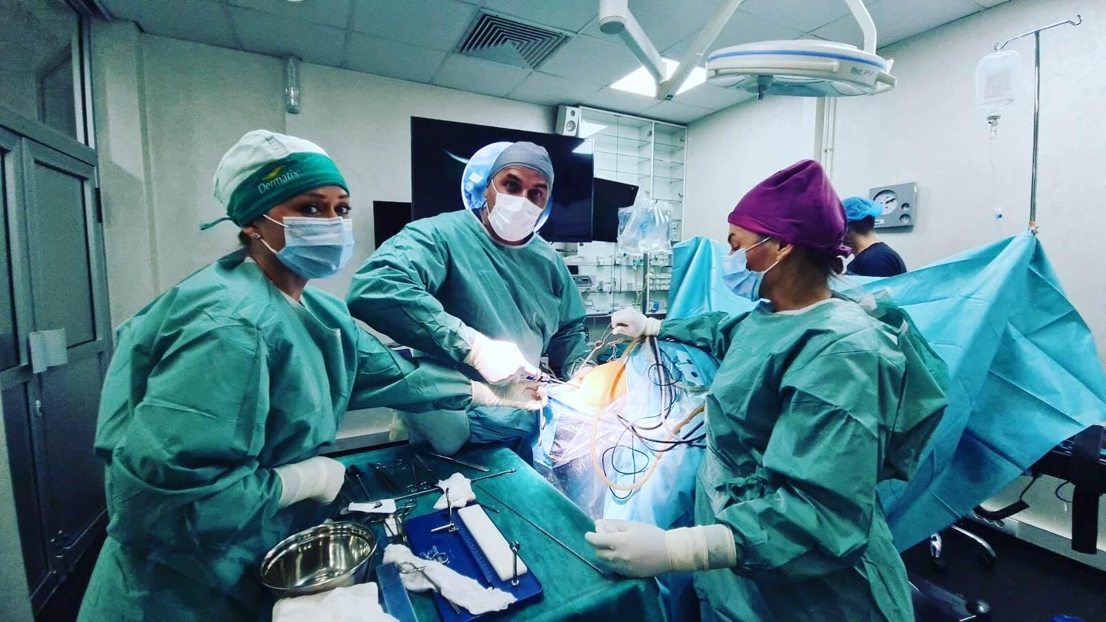 Naš savršen tim za artroskopske operacije kolena - #LIGAMENTOPLASTIKA - Dr Miodrag Glišić
