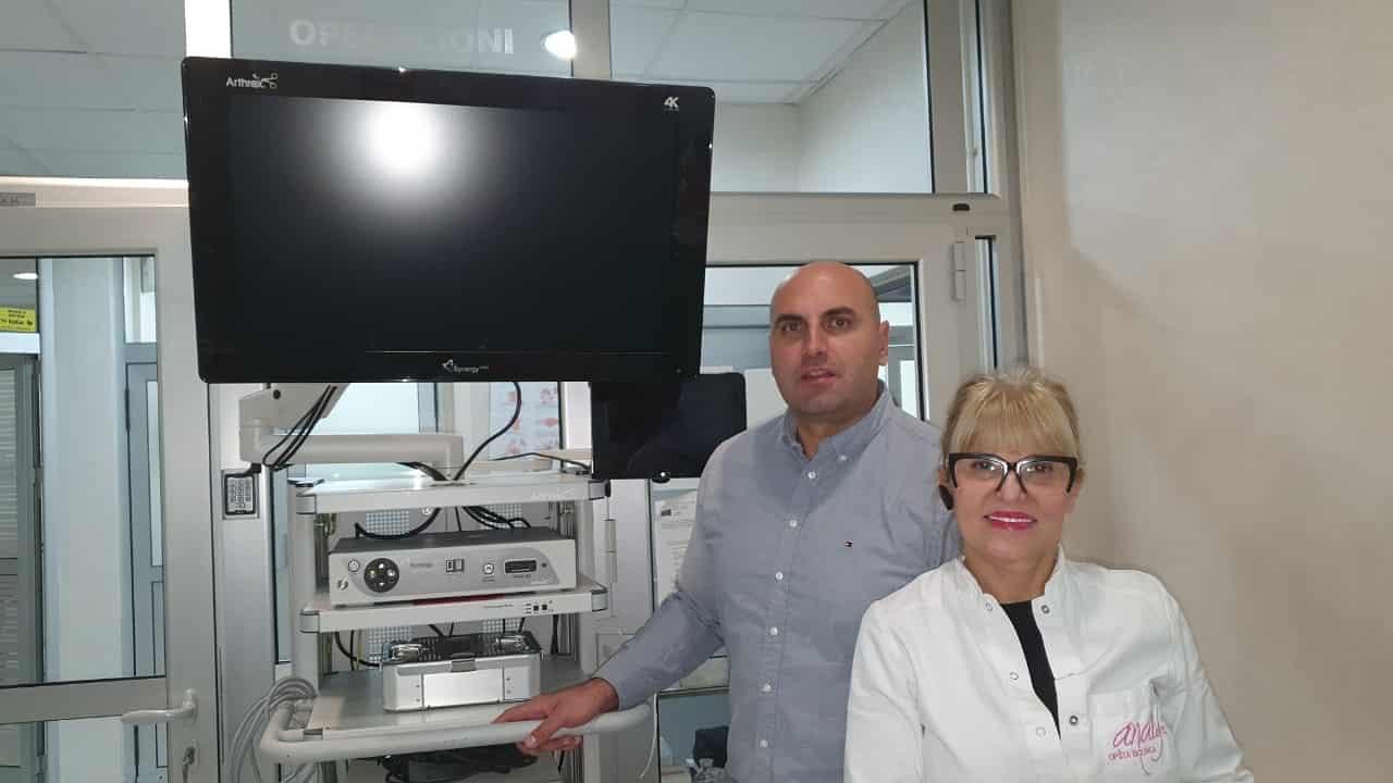 Naša bolnica ulaže i prati razvoj medicinske opreme...