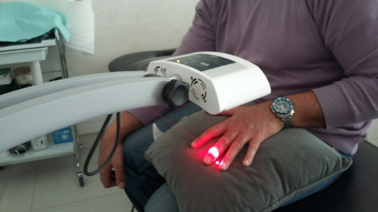 Skenirajući laser u fizikalnoj medicini - Analife
