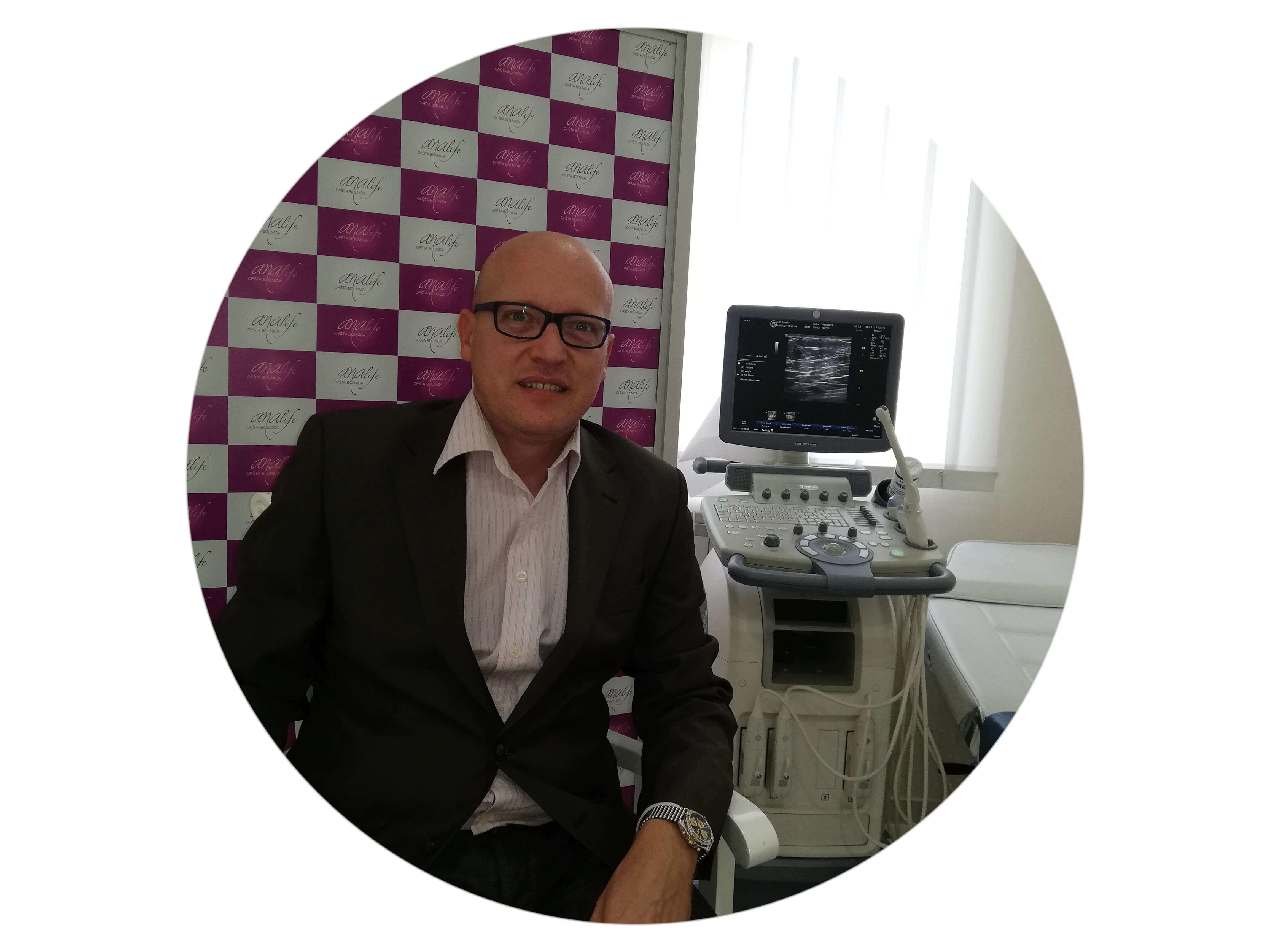 Dr Aleksandar Dmitrović - specijalista akušerstva i ginekologije
