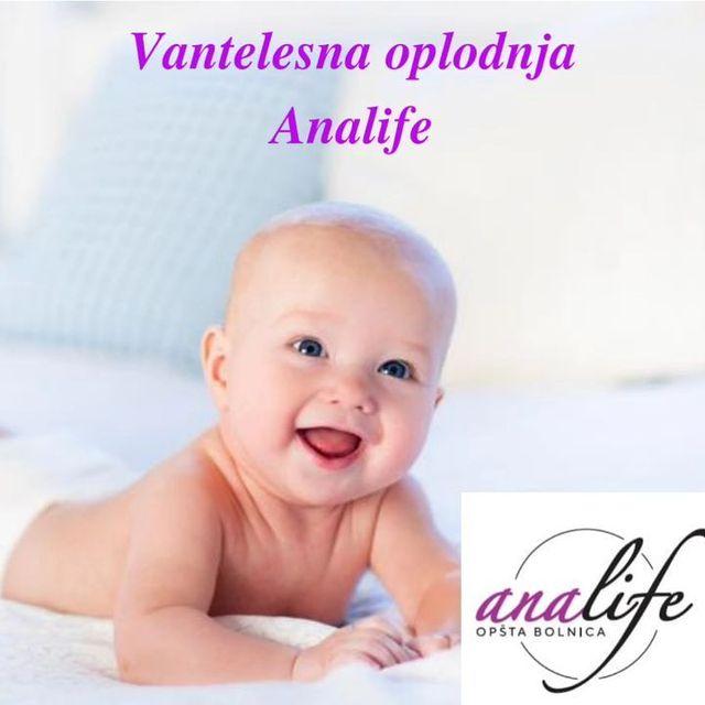Kako do bebe? Priče iz bolnice Analife