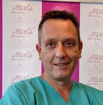 Hemoroidi liga sure doktor aleksandar šepetkovski