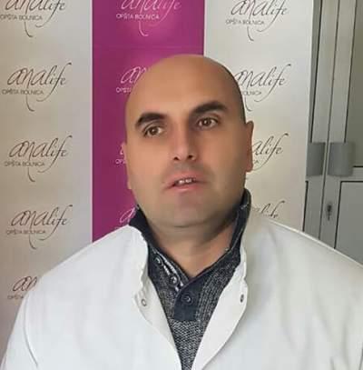 Ortopedija artroskopija doktor miodrag glišić