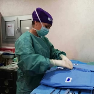 Ortopedija artroskopija zgloba